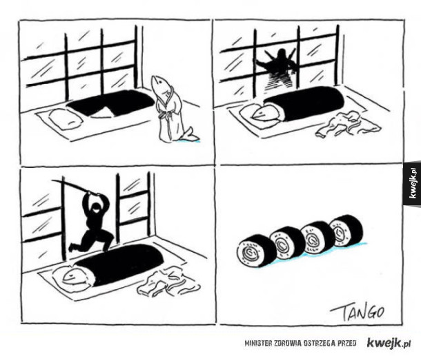 Zabawne, minimalistyczne komiksy