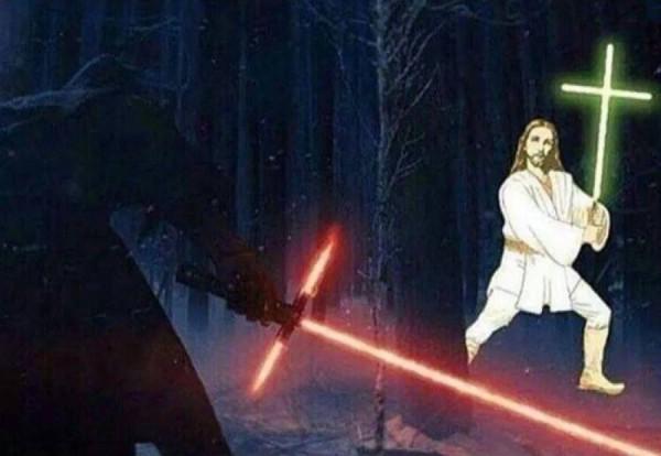 STAR WARS: Return of the Jesus