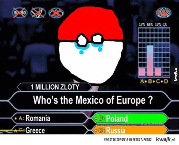 Meksyk Europy