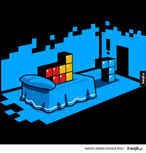 tetrisa nocne zabawy