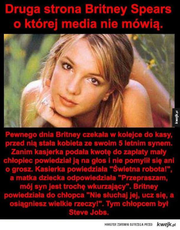nieznana historia britney