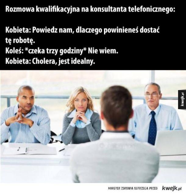 zatrudniamy pana