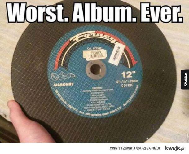 Najgorsza muzyka