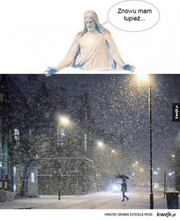 tajemnica śniegu