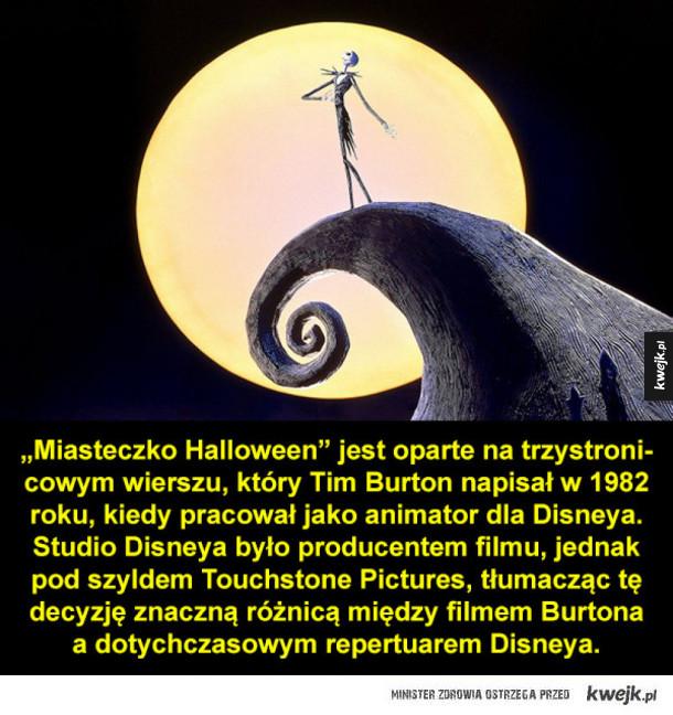 Ciekawostki o filmach Disneya (i nie tylko)