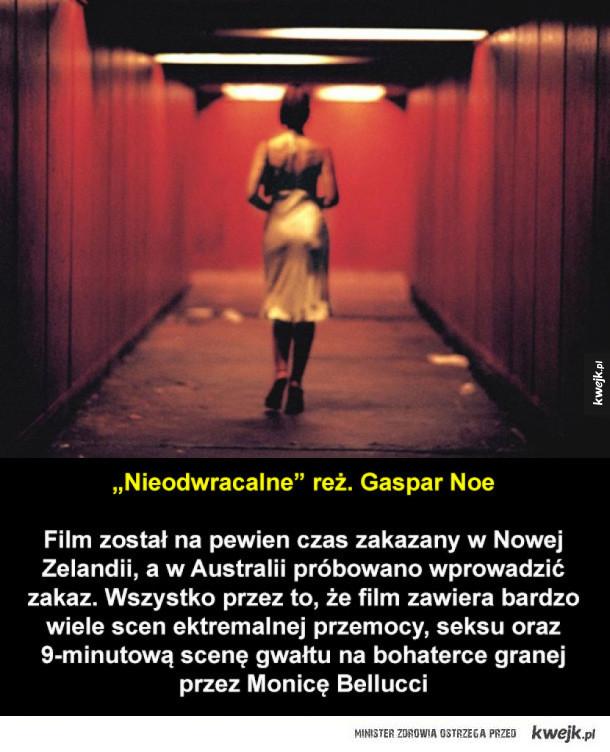 Świetne filmy zakazane w różnych krajach
