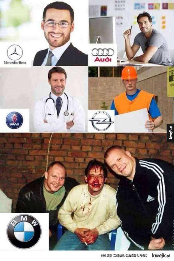 Kierowcy BMW wygrali