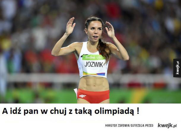 Jóźwik po olimpiadzie