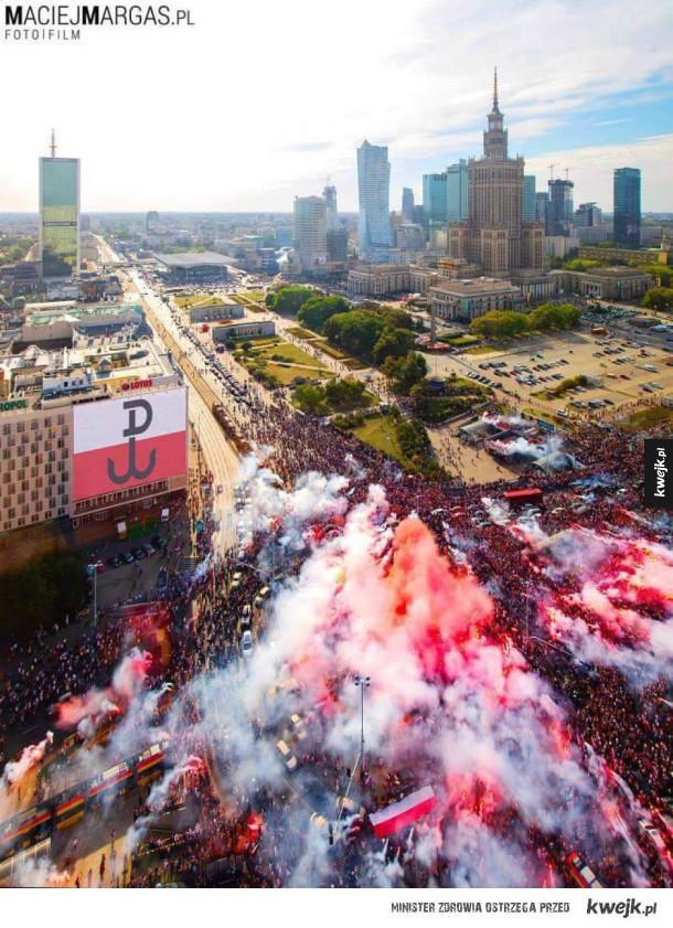 obchody powstania