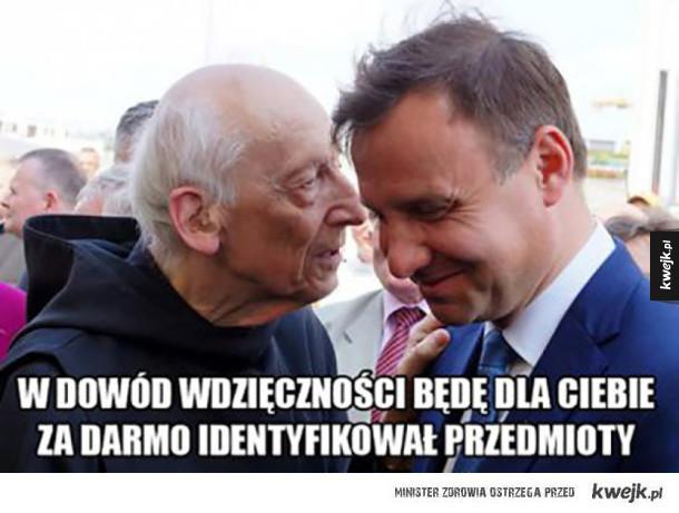 Rok prezydentury Andrzeja Dudy: The best of