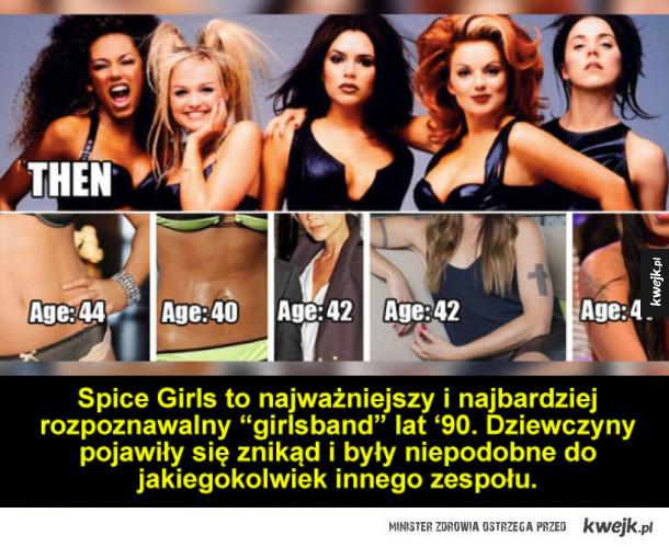 Lubiliście Spice Girls?