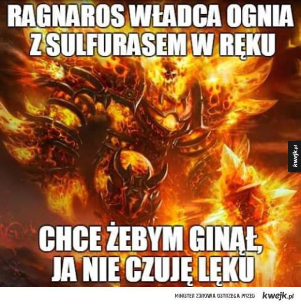 Ragnaros Firelord