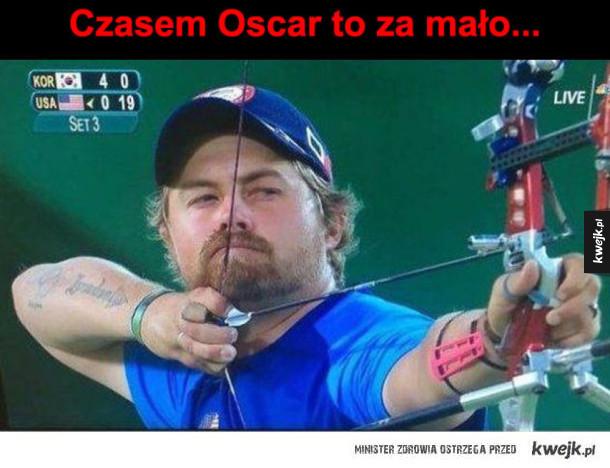 Oscar to za mało