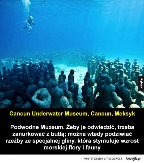 Nietypowe muzea z całego świata