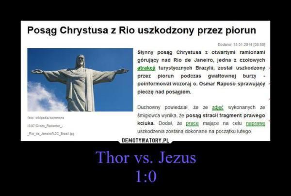 Szach-mat Chrześcijanie!