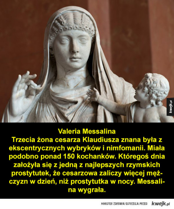 Skandale starożytnego Rzymu