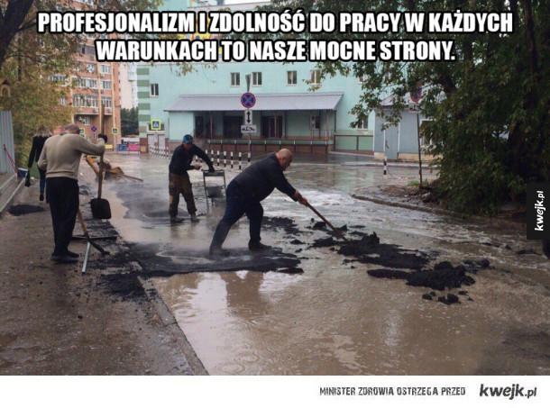Profesjonalni budowlańcy