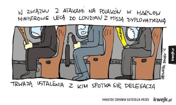 Ataki na Polaków