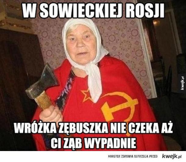 Sowiecka rosja