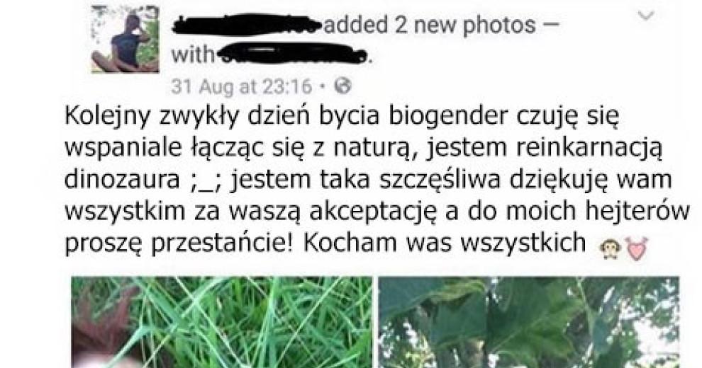 biogender - KWEJK.pl - najlepszy zbiór obrazków z Internetu!