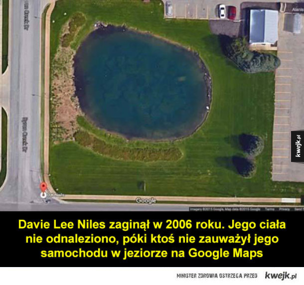 Odkrycia, których dokonano, dzięki Google Maps