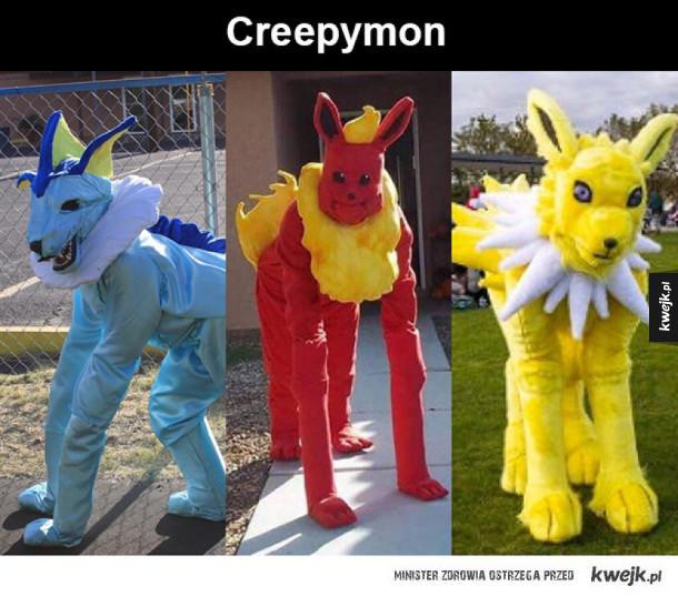 creepymon