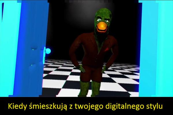 Digital style