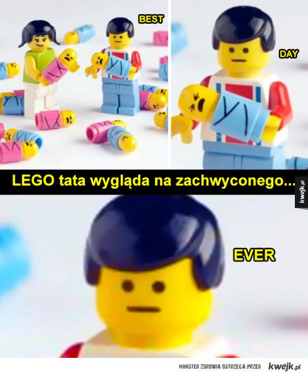 LEGO śmieszki