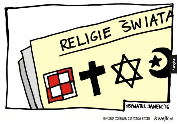 Religia w polsce