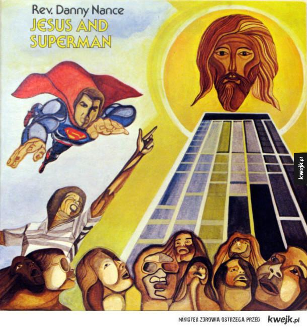 Dziwne okładki chrześcijańskich albumów