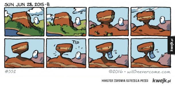 Duch i skała