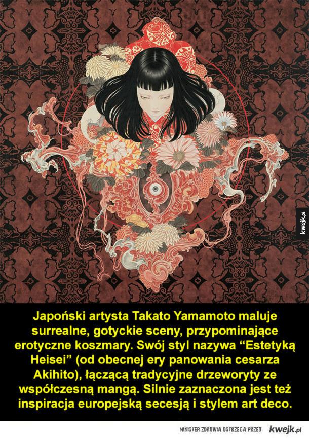 Obrazy Takato Yamamoto