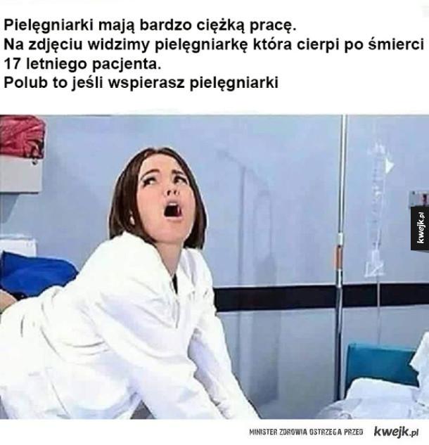 Wspierajmy pielęgniarki!