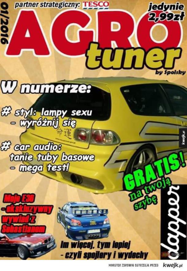 Najlepsze czasopismo
