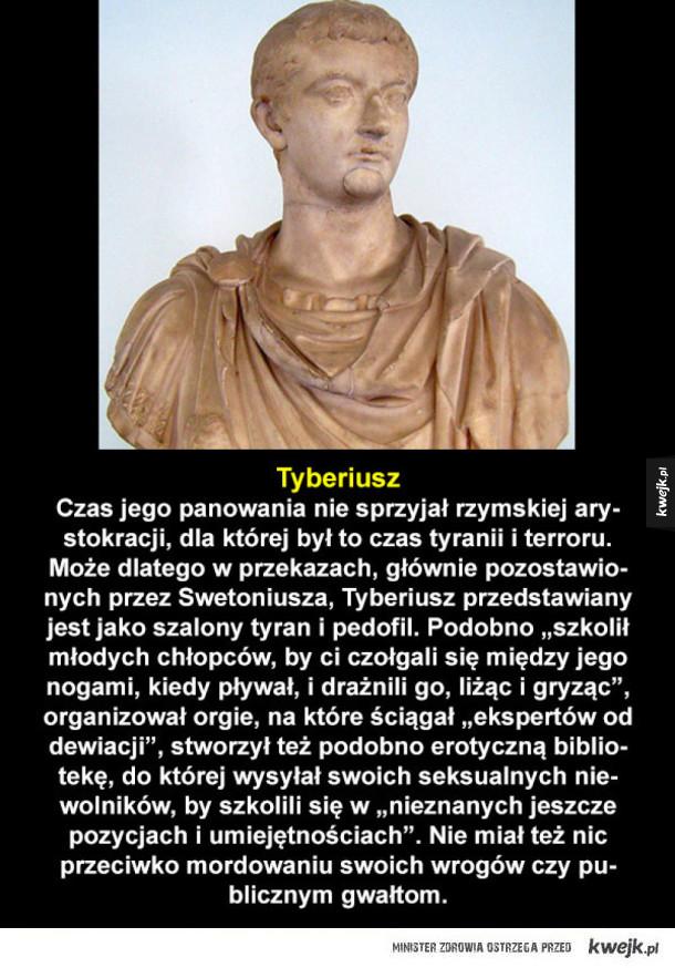 Psychopatyczni władcy starożytności