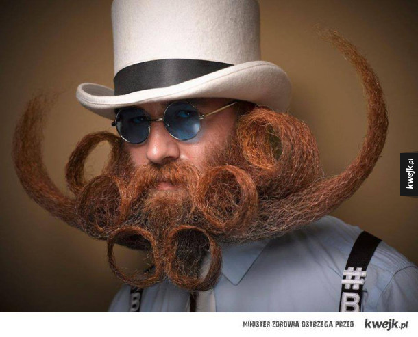 Najbardziej zwariowane brody!!!