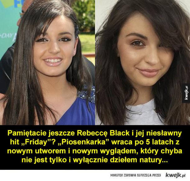 Rebecca Black powraca!