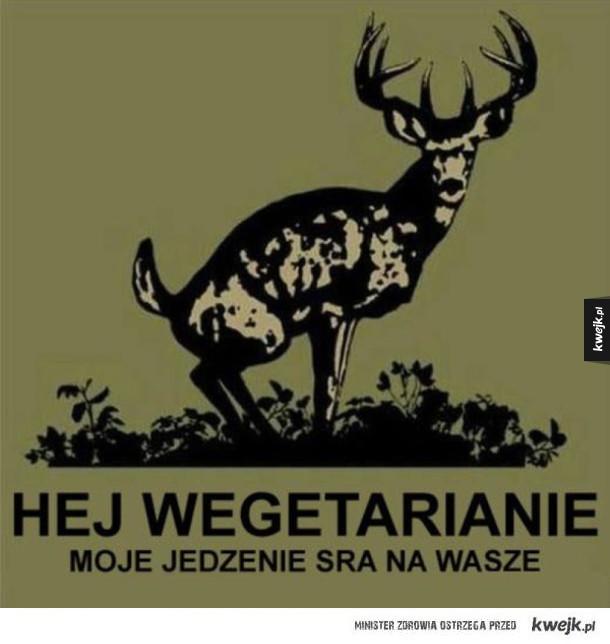 Hej wegetarianie!