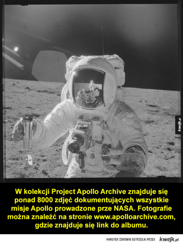 Archiwum misji Apollo
