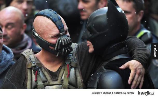 Zdjęcia z planu trylogii Batmana Christophera Nolana