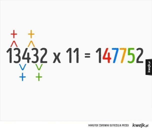 Matematyczne sztuczki