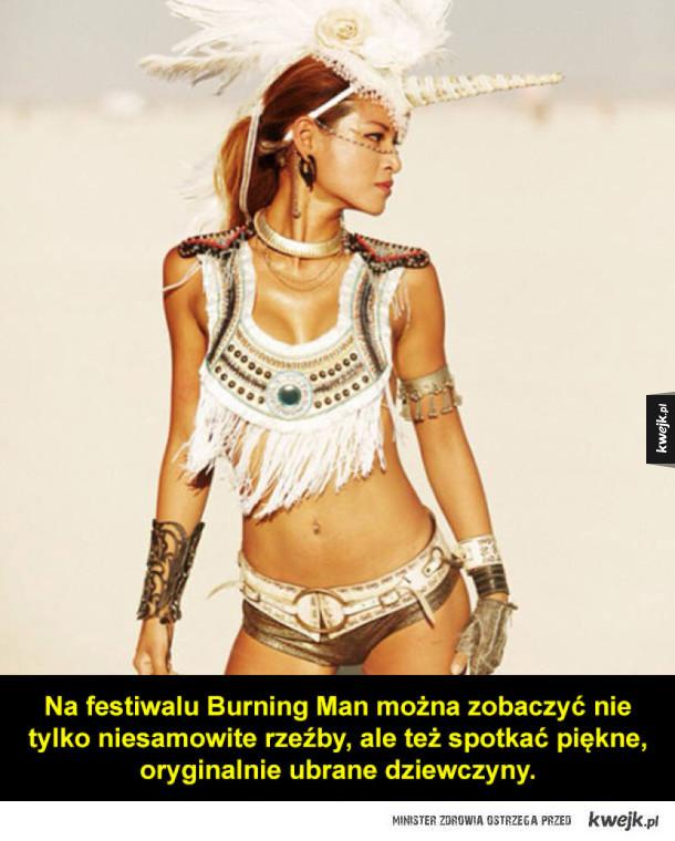 Dziewczyny z Burning Mana