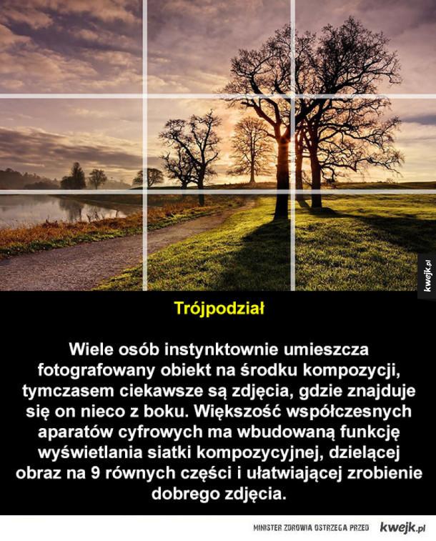 Zasady komponowania zdjęć