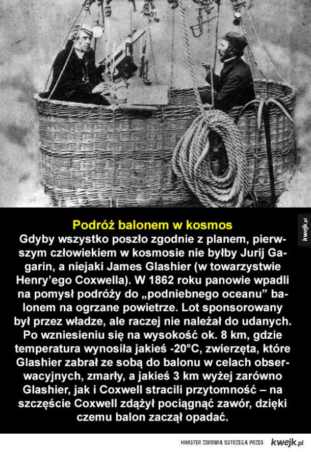 Szalone pomysły w imię XIX-wiecznej nauki