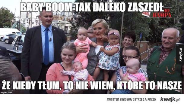 Baby Boom Dudełfixa