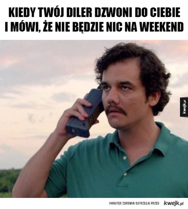 Szykuje się słaby weekend