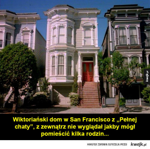 Domy i mieszkania z seriali, w których fajnie byłoby mieszkać