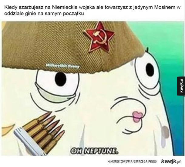 Za rodinu! Za Stalina!