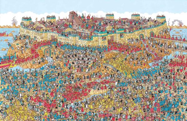 Gdzie jest Wally? (Wersja Hard)