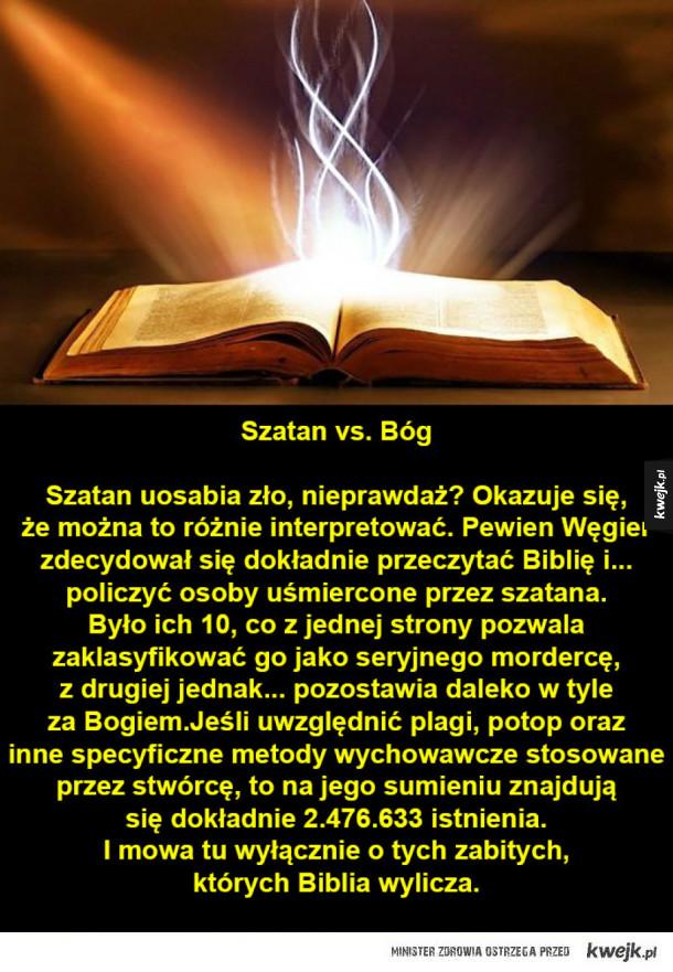 Kontrowersyjne ciekawostki na temat Biblii